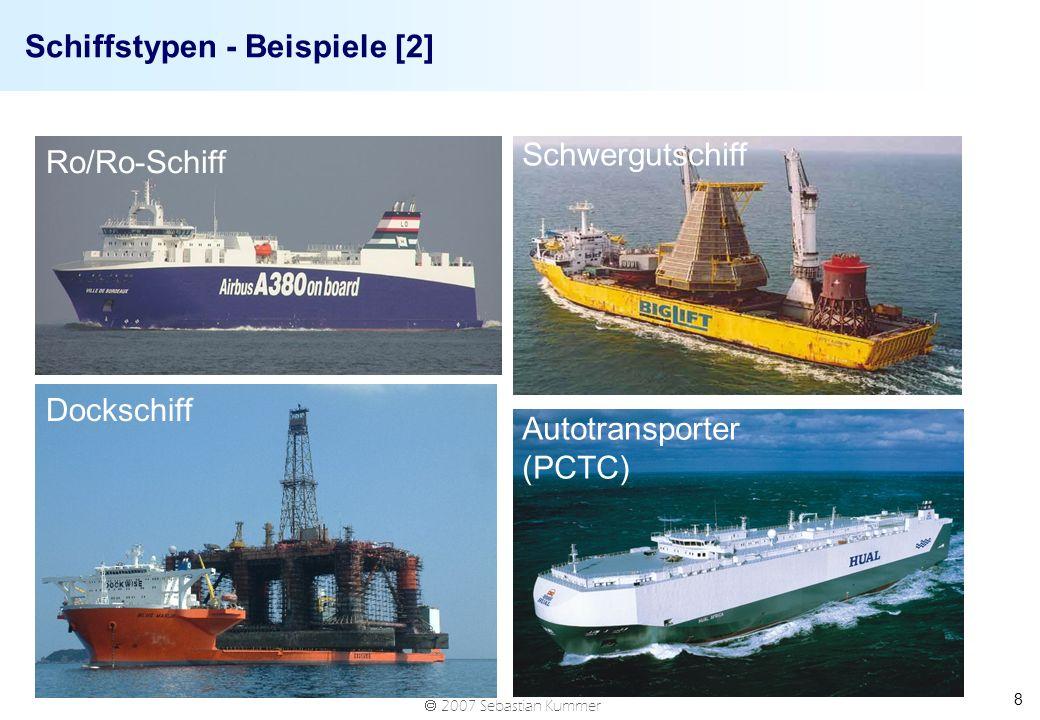 Schiffstypen - Beispiele [2]